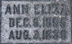 Ann Eliza <I>Forbes</I> Adams