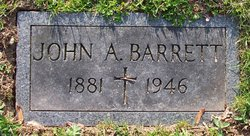 John A Barrett