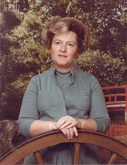 Mary Sue <I>Metcalf</I> Crist
