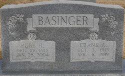 Frank A. Basinger