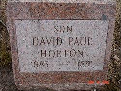 David Paul Horton