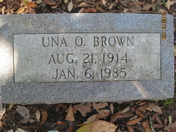 Una <I>McAuley</I> Brown