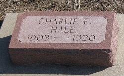 Charlie E. Hale