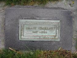 Grant Ellsworth Tackley