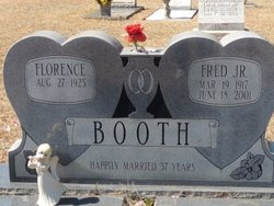 Fred Booth Jr.