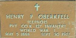 Henry P. Oberkfell