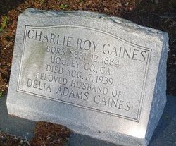 Charlie Roy Gaines