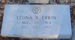 Leona R Erwin