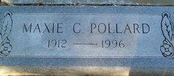 Maxie C <I>Gresham</I> Pollard