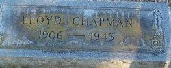 Lloyd Chapman