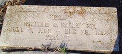William Erastus Baldy, Sr