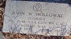 John W Holloway