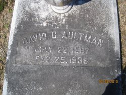 David Crockett Aultman