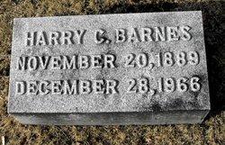 Harry Clarke Barnes