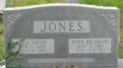John Hezekiah Jones