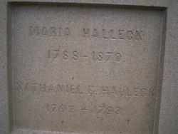 Nathaniel Eliot Halleck