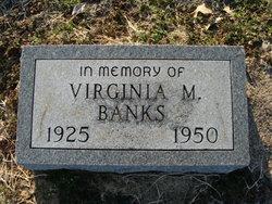 Virginia Mae <I>Marney</I> Banks