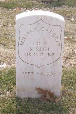 William Garrett