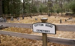Cotton Road Cemetery