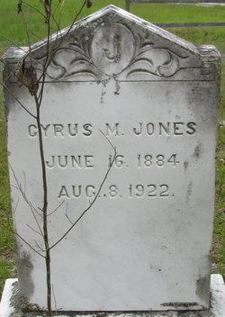 Cyrus M. Jones