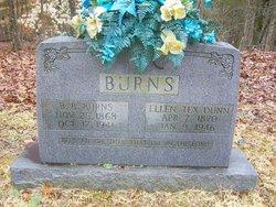 Ellen Texana <I>Dunn</I> Burns