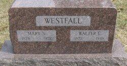 "Mary Weaver ""Mamie"" <I>Shullenberger</I> Westfall"