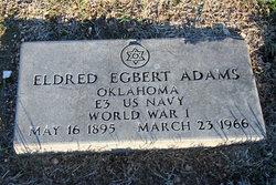 Eldred Egbert Adams