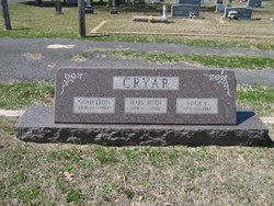 Mary Ruth <I>Prince</I> Cryar
