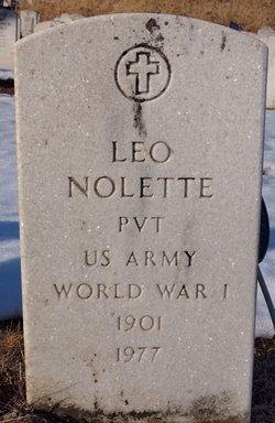 Leo Nolette