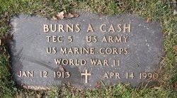 Burns A. Cash