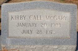Kirby Call McGary