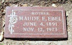 Maude Evy <I>Myers</I> Ebel