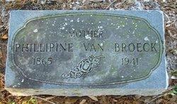 Phillipine Van Broeck