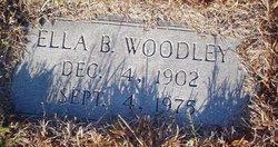 Ella B <I>Powell</I> Woodley