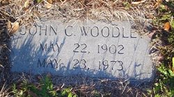 John C Woodley