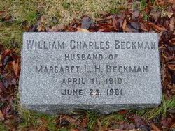 William Charles Beckman