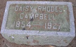 Daisy <I>Rhodes</I> Campbell
