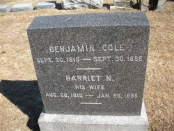 Benjamin Cole