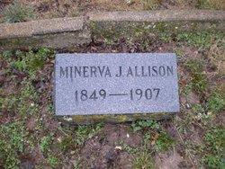 Minerva J. <I>Martin</I> Allison