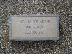 Jesse Lloyd Adair