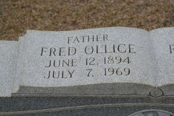 Fred Ollice Carter