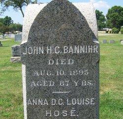 John H.C. Bannihr