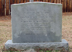 Fort Mims Burial Ground