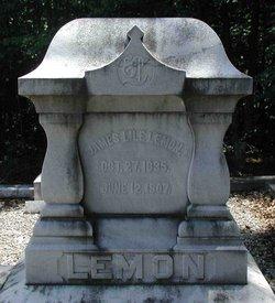 CPT James Lile Lemon