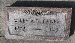 Wiley Arcemas Buckner