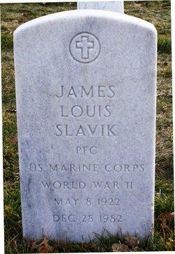James Louis Slavik
