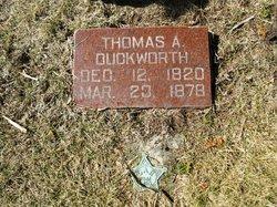 Thomas Alexander Duckworth