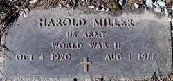 """Harold """"Snookum"""" Miller"""