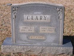 Emma Rebecca <I>Jones</I> Clary