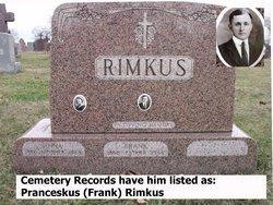 Frank Samuel Rimkus